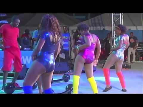 Natural Rampler   Pump Iron, Live! Antigua Carnival 2015