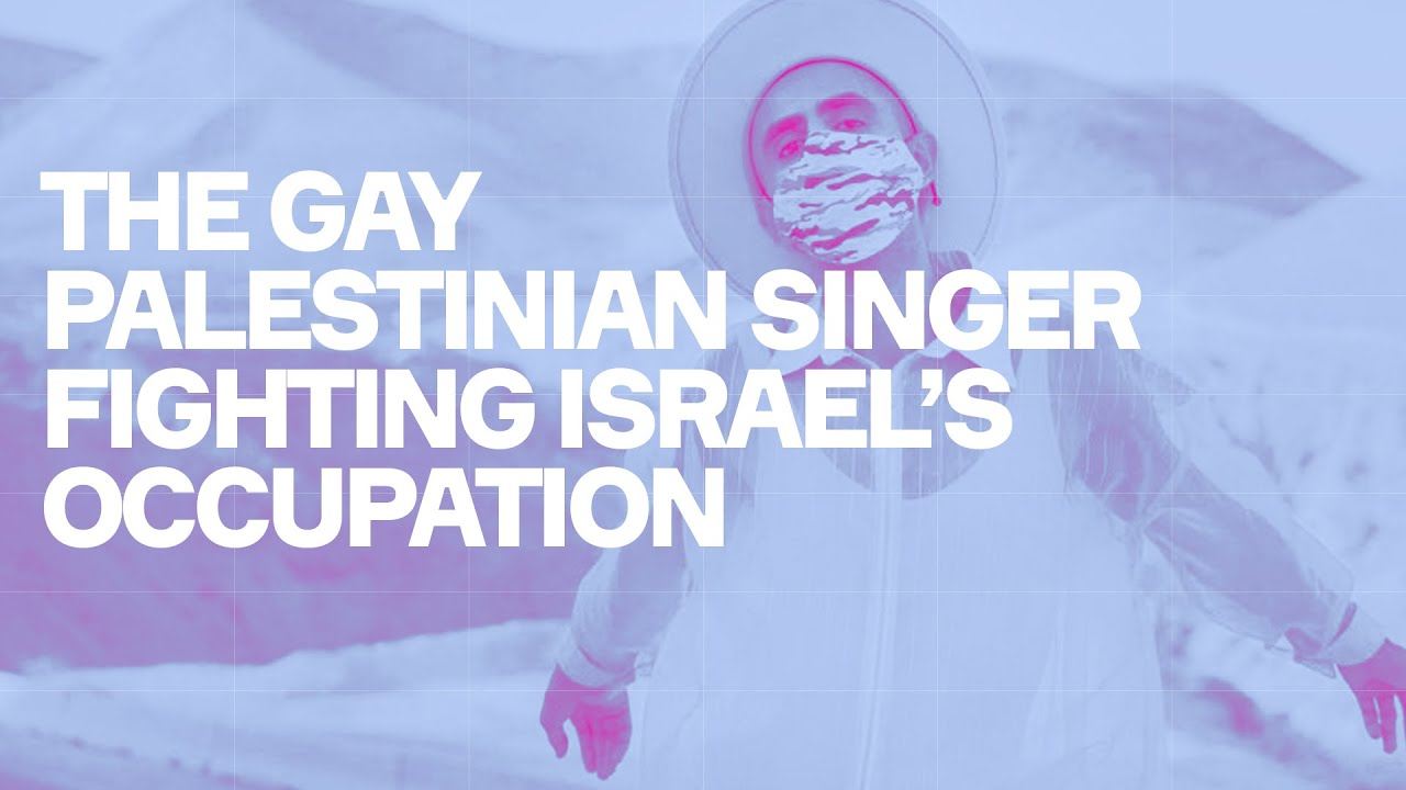 Gay Palestinian DESTROYS Israel's Weaponisation of LGBTQ Rights