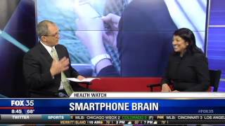 What Smartphone Use Does to Brain & Intelligence Dr. Romie on Fox News