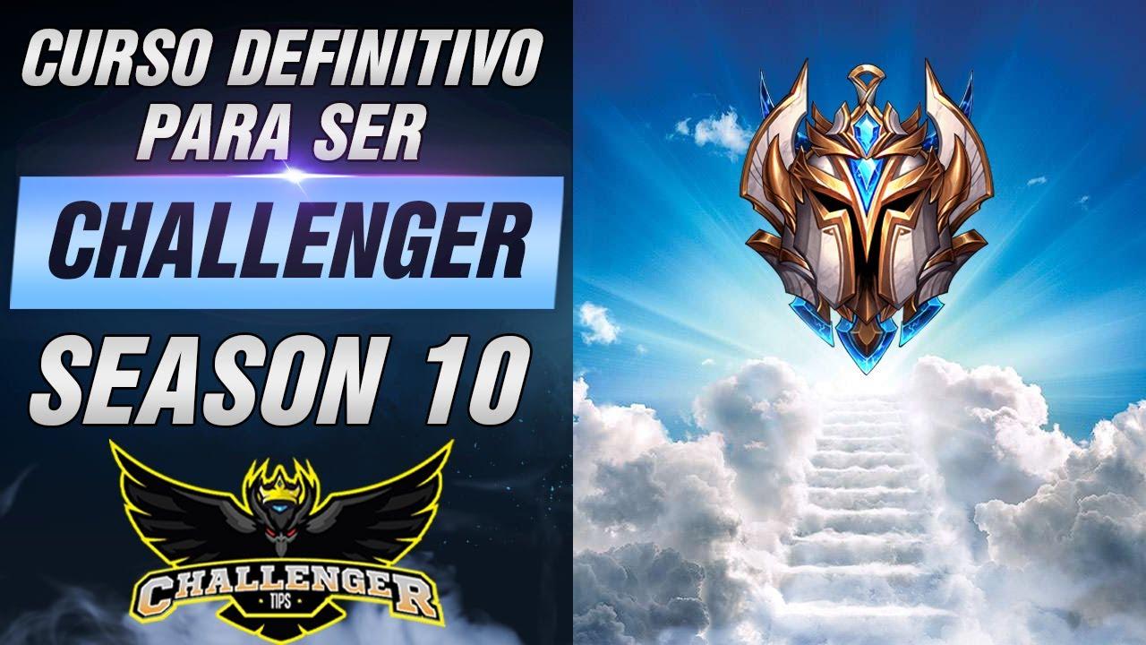 🥇 CÓMO SER CHALLENGER (Curso GRATIS para ser MEJOR EN LOL) #000