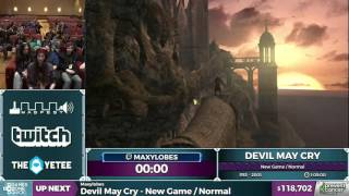 Devil May Cry by Maxylobes in 51 29 - Awesome Games Done Quick 2017 - Part 10