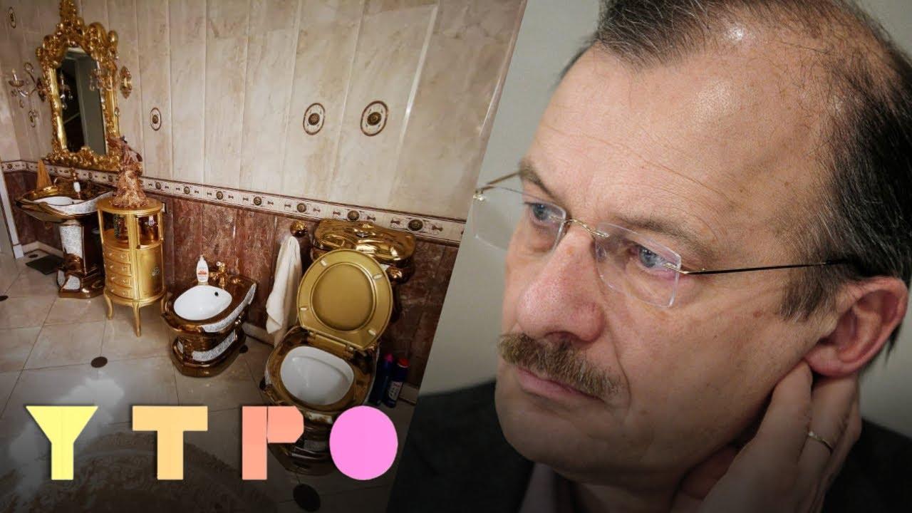 «Если Путину можно, почему полковнику нельзя?» Сергей Алексашенко о золотых унитазах коррупционеров