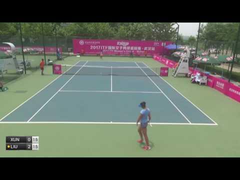 Xun Fang Ying v Liu Fangzhou - 2017 ITF Wuhan