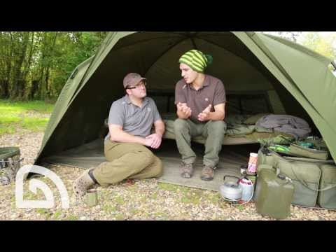 Lac de Premiere Masters Battle of Britain 2013 - Team Trakker video blog.