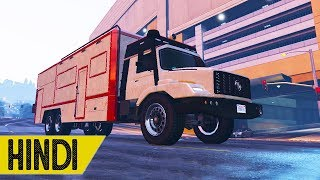Buying $4,000,000 TERRORBYTE Truck | GTA 5 Online