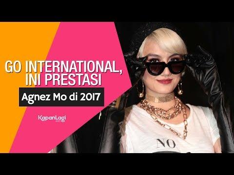 7 Prestasi Internasional Agnez Mo Di Tahun 2017