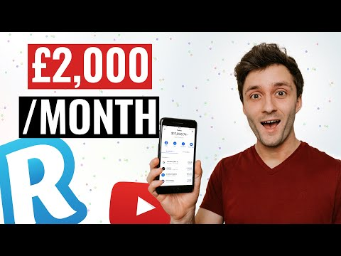 Make $2,000/Month - How To Start Investing With Revolut 2021