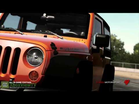 "Forza Motorsport 4 - DLC: ""TopGear Car Pack"" Trailer (May 2012) | HD"