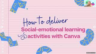 Social Emotional Learning Webinar