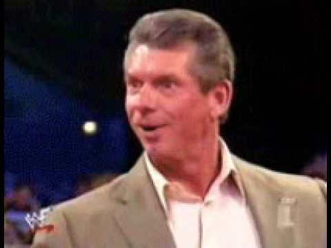 vince mcmahon excited gif