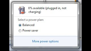 Plugged In Not Charging Battery Problem Fixed At 0% | Working Method | 2019