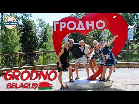 Grodno Belarus Travel Guide - City  Highlights & How To Enter Visa Free | 90+ Countries with 3 kids