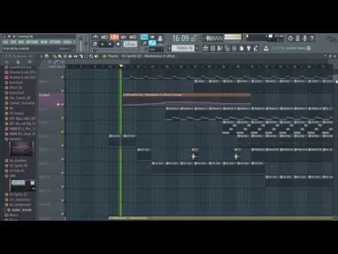 how to create South Africa Deep House music  + FLP