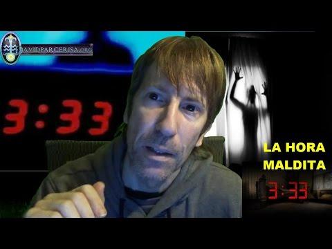 CUIDADO SI DESPIERTAS A LAS 3 DE LA MADRUGADA: LA HORA MALDITA