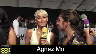 Gaya bicara AGNEZ MO setelah GO INTERNASIONAL