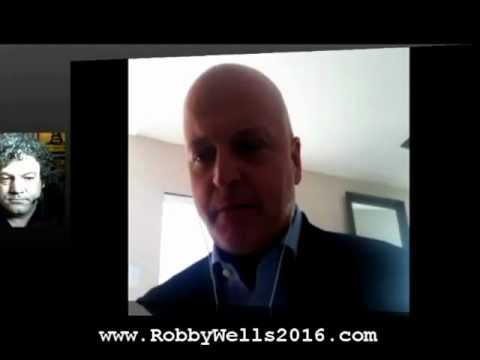 ROBBY WELLS FOR PRESIDENT 2016 on TRUTH TALK NEWS 2/7