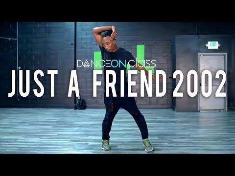Mario  - Just A Friend 2002 | Codie Wiggins Choreography | DanceOn Class