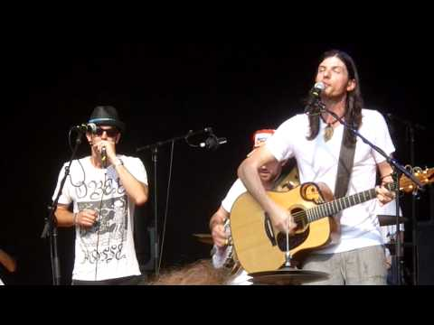 The Avett Brothers with G Love - The Fall