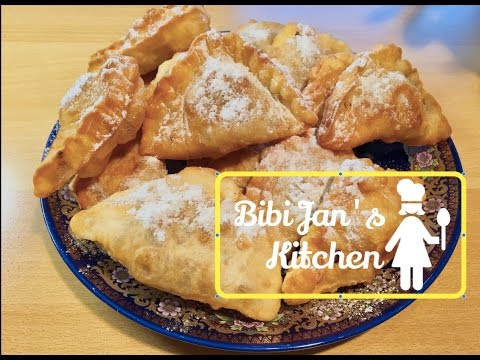 HOW TO COOK SAMBOSA / SAMOSA | HOMEMADE DOUGH | Special Recipe | Afghani Sambosa - Bibi Jans Kitchen