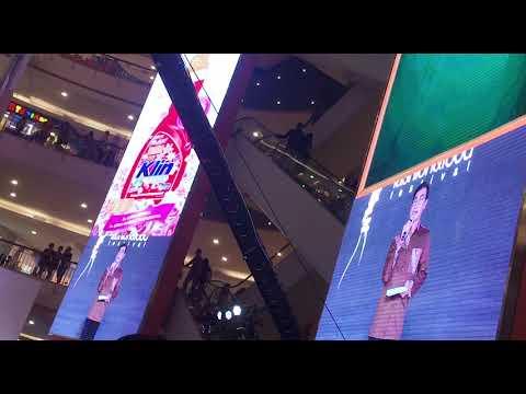 VLOG Kado Chou MC Acara Fashion Show DEKRANASDA Provinsi DKI Jakarta di Event JF3 2018