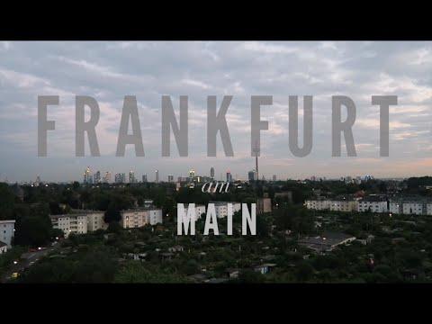 FRANKFURT || Travel Diary ▽
