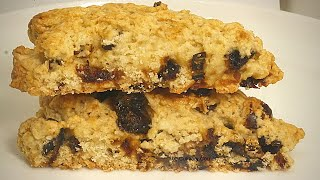 How to make Dates and Lemon Scones