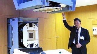 重粒子線がん治療装置を公開 サガハイマット