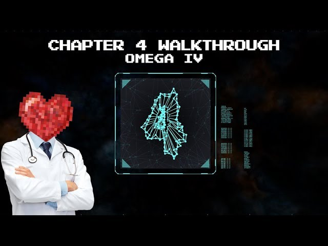 Revolve: Chapter 4 Walkthrough (Omega IV)