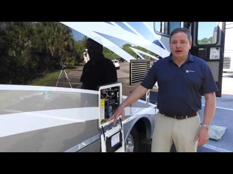 Inside the Winnebago View/Navion 24G