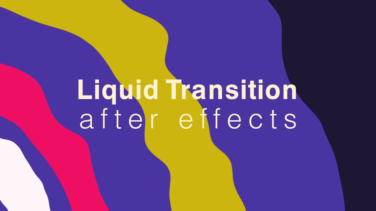 infographics 4 free liquid transition template adobe after