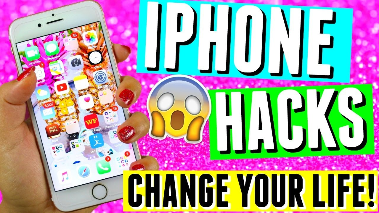 10 iPhone Life Hacks & Tricks You Need to Know!