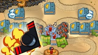 Contested Territory - Mirage - Bloons Monkey City (BMC)