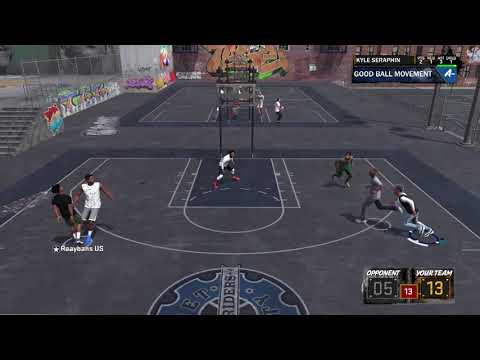 I GOT THAT BOI DOING THE NAE NAE | NBA 2K18 PLAYGROUND FUNNY MOMENTS!!