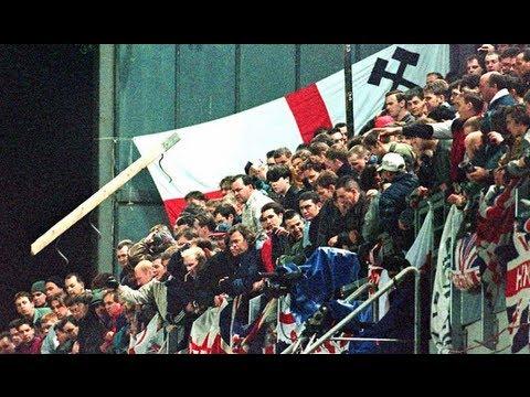 Ireland v England Riots 1995 (HQ)