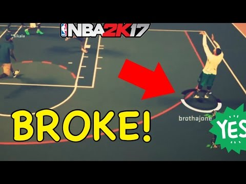 WHEN SHARPSHOOTING GOES WRONG    | NBA 2K17 My Park by