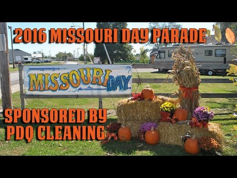 2016 Missouri Day Parade (HD Version)