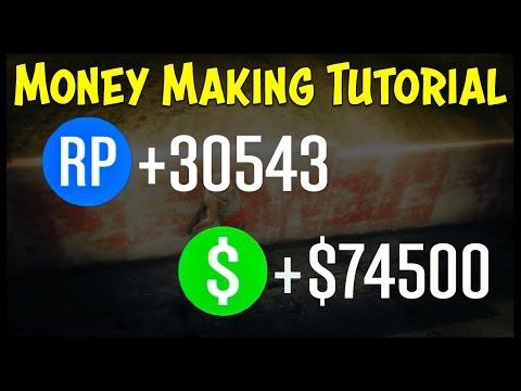 "GTA 5 Online MONEY MAKING GUIDE! Best Ways to Make Money for the ""Executives & Criminals"" DLC!"