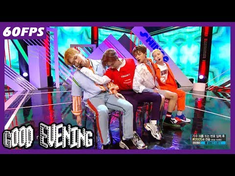 60FPS 1080P | SHINee - Good Evening, 샤이니 - 데리러 가 Show Music Core 20180602