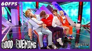 60FPS 1080P   SHINee - Good Evening, 샤이니 - 데리러 가 Show Music Core 20180602