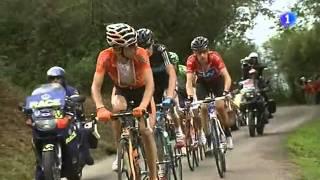 Angliru - Vuelta ciclista a España 2011