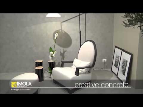 Creative Concrete by Imola Ceramica