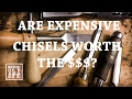 Chisel Shootout - Is a $100 Chisel better than a $1 Chisel? | Hand tool Shootout
