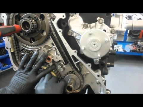 How to Fit Nissan Navara D40 Pathfinder Cabstar timing chain upgrade new latest advice