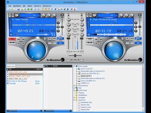 eJay DJ Mixstation 4 / MP3 Music / Product