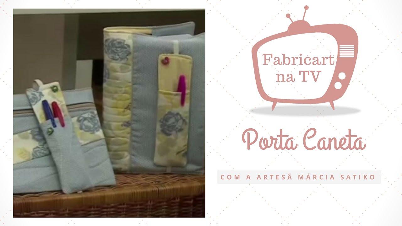 Organizador Armario Limpieza Ikea ~ Passo a passo Porta Caneta Artes u00e3 Márcia Satiko YouTube