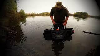 Karper Vlog 5 2017 Frankrijk Shimano Tribal Floating Recovery Sling