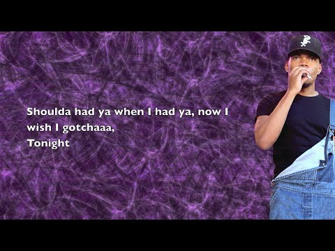 Chance The Rapper - I Am Very Very Lonely - Lyrics
