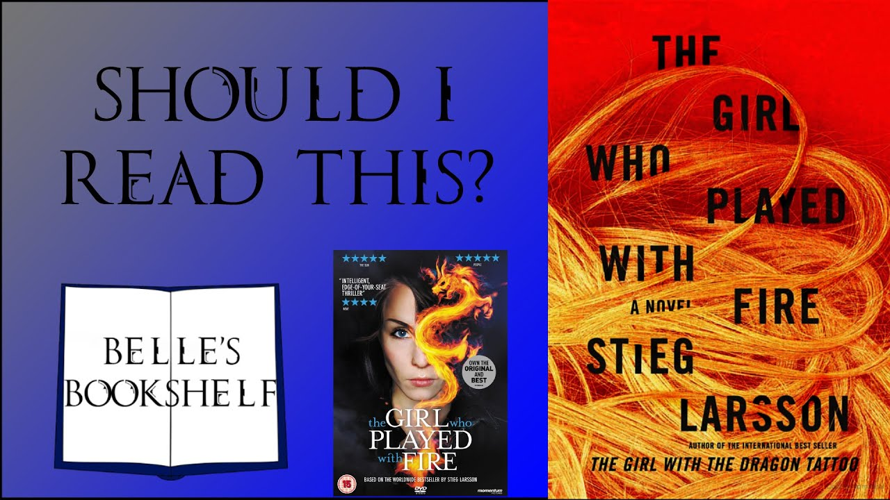 The girl who played with fire book 3