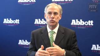 PJTV Goes One-On-One with Texas AG Greg Abbott