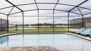 4 Bedroom Deluxe Vacation Villa at Balmoral Resort Florida
